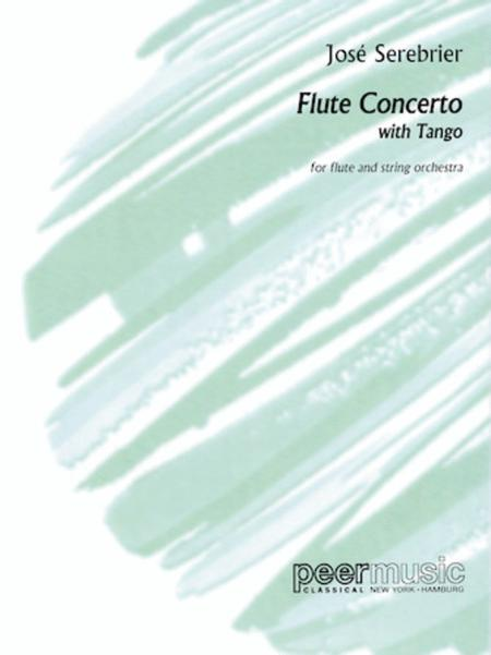 Flute Concerto with Tango