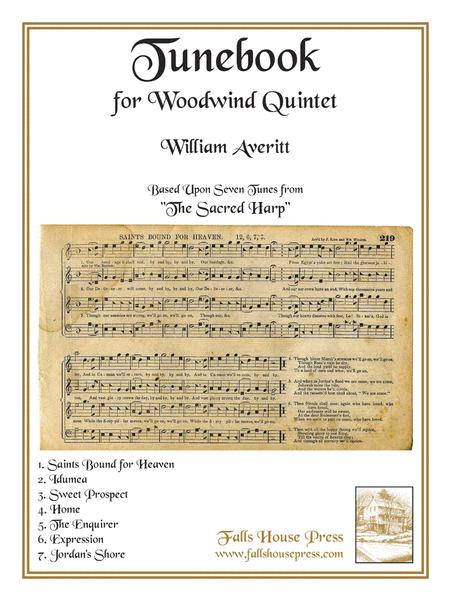 Tunebook for Woodwind Quintet