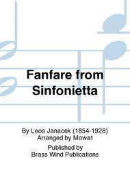 Fanfare from Sinfonietta