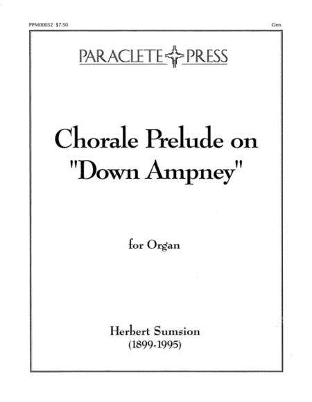 Chorale Prelude on Down Ampney
