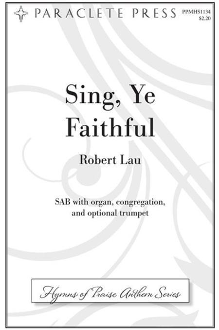 Sing, Ye Faithful - Trumpet (B flat or C Trumpet)