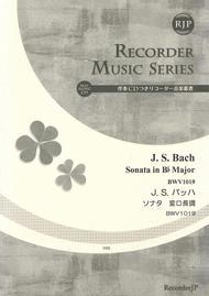 Sonata in B-flat Major, BWV1019