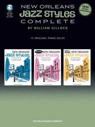 New Orleans Jazz Styles - Complete