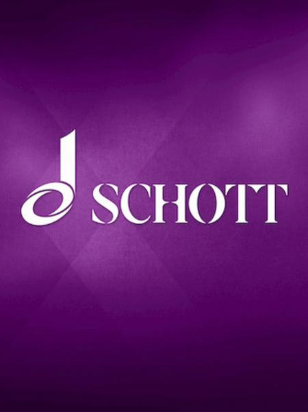 Pantomime, Interlude and Fugue