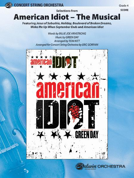 American Idiot -- The Musical, Selections from