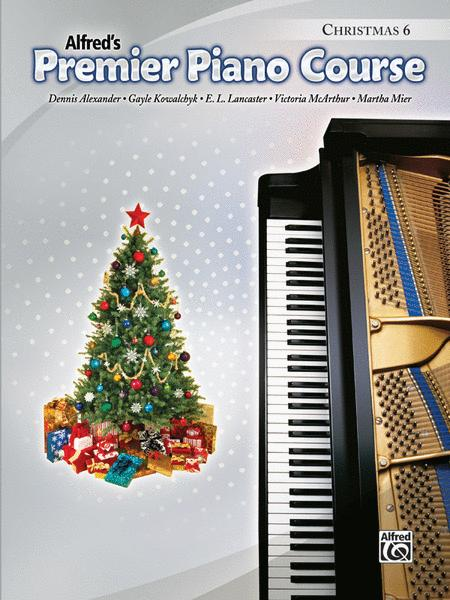 Premier Piano Course Christmas, Book 6