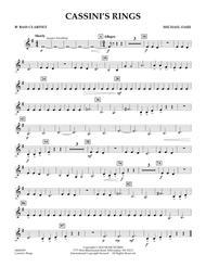 Cassini's Rings - Bb Bass Clarinet