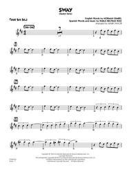 Sway (Quien Sera) - Tenor Sax Solo