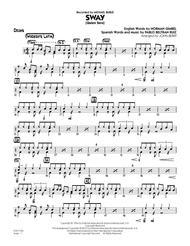 Sway (Quien Sera) - Drums