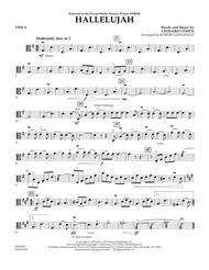 Christmas Hallelujah Sheet Music.Hallelujah Viola By Leonard Cohen Digital Sheet Music
