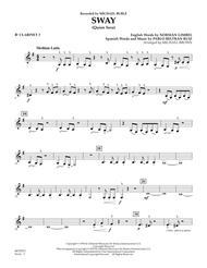 Sway (Quien Sera) - Bb Clarinet 3