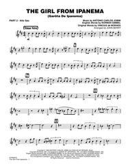 The Girl From Ipanema (Garota De Ipanema) - Part 2 - Eb Alto Sax
