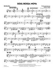 Soul Bossa Nova - Baritone Sax By Quincy Jones - Digital Sheet Music For Individual Instrument ...