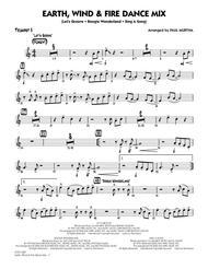 Earth, Wind & Fire Dance Mix - Trumpet 3