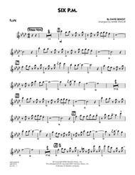 Six P.M. - Flute