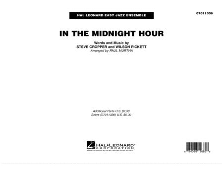 In The Midnight Hour - Full Score