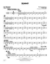 Sunny - Aux Percussion
