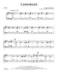 C-Jam Blues - Piano