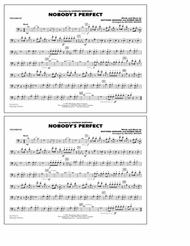 Nobody's Perfect - Trombone