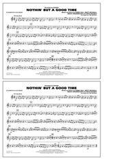 Nothin' But A Good Time - Bb Horn/Flugelhorn