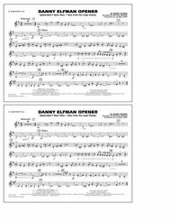 Danny Elfman Opener - Eb Baritone Sax