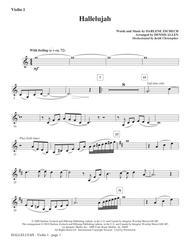 Hallelujah - Violin 1
