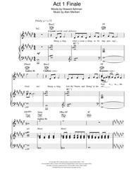 Finale Don 039 T Feed The Plants From Little Shop Of Horrors By By Howard Ashman Howard Ashman Digital Sheet Music For Piano Vocal Guitar Piano Accompaniment Download Print Hx 164463 Sheet Music