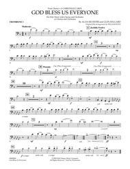 God Bless Us Everyone - Trombone 1