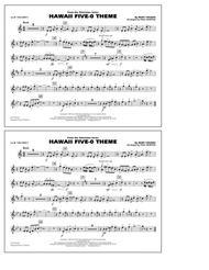 Hawaii Five-O Theme - 1st Bb Trumpet