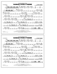 Hawaii Five-O Theme - Snare Drum