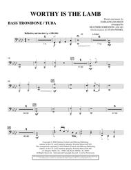 Worthy Is The Lamb - Bass Trombone/Tuba