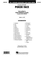 Poker Face - Full Score
