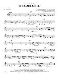 Hey, Soul Sister - Bb Clarinet 3
