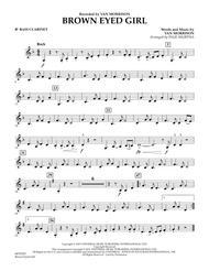 Brown Eyed Girl - Bb Bass Clarinet