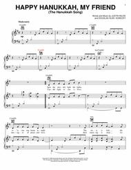 Happy Hanukkah, My Friend (The Hanukkah Song)
