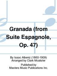 Granada (from Suite Espagnole, Op. 47)