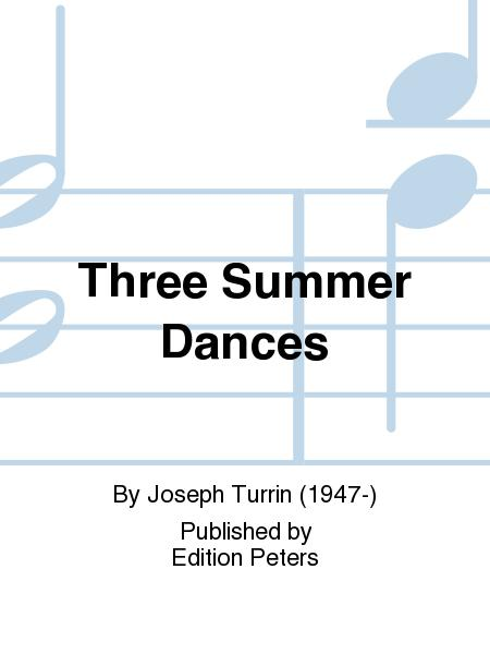 Three Summer Dances