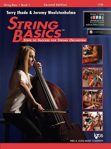 String Basics - Book 1 - String Bass