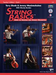 String Basics - Book 1 - Teacher's Edition
