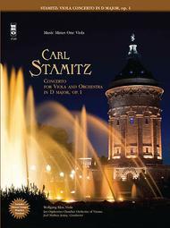 Stamitz - Viola Concerto in D Major, Op. 1