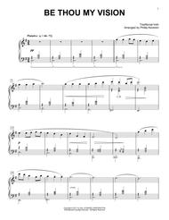 Be Thou My Vision [Classical version] (arr. Phillip Keveren)