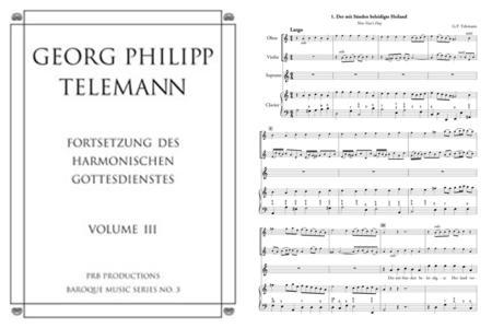 Fortsetzung des Harmonischen Gottesdienstes, Vol III