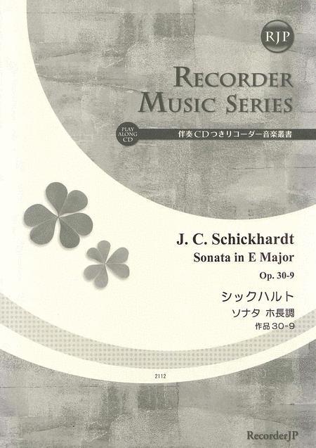 Sonata in E Major, Op. 30-9
