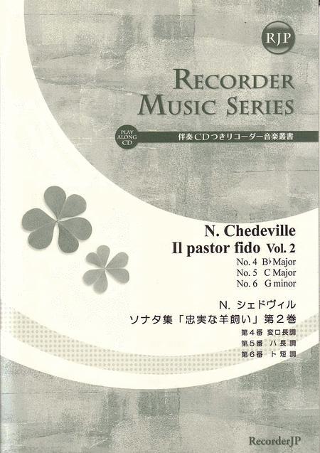 Sonatas Il pastor fido, Vol. 1