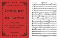 Brightest and Best: American Carol Tunes (score and part set)