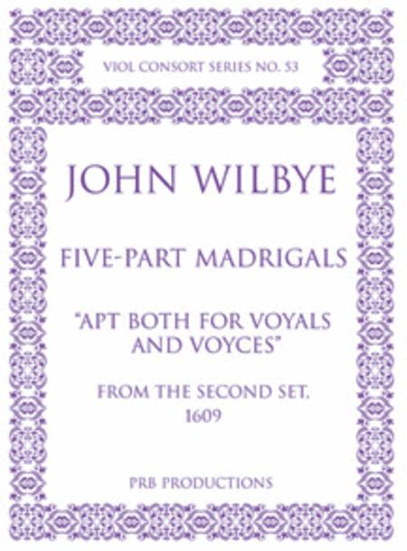 Madrigals a5 (7 part set)