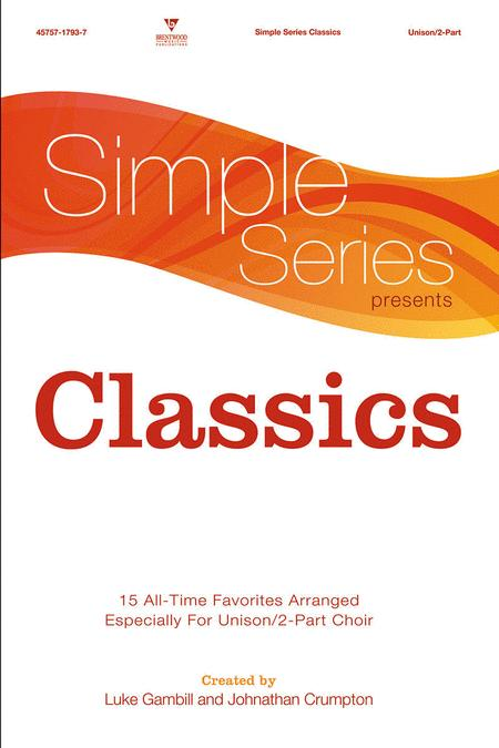 Simple Series Classics (Split Track Accompaniment CD)