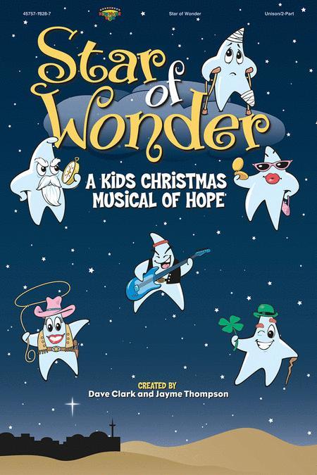 Star Of Wonder (Listening CD)