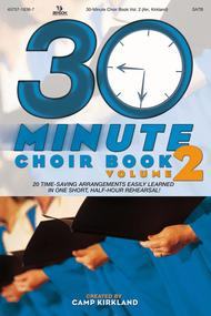 The 30 Minute Choir Book Vol. 2 - CD Preview Pack (2 Disks In CD)