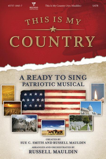 This Is My Country (DVD Split Track)